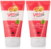 Yes to Grapefruit Daily Facial Scrub, 120ml
