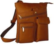 David King & Co. Multi Pocket Cross Bag