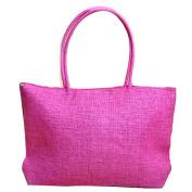 eYourlife2012 Women's Straw Summer Weave Woven Shoulder Tote Beach Bag Handbag