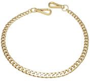 k-craft BG16 125cm Purse Metal Chain Strap Replacement Gold Crossbody Shoulder Strap Handbag