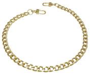 k-craft BG05 50cm Purse Metal Chain Strap Replacement Gold Crossbody Shoulder Strap Handbag