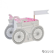 Wedding Bicycle Favour Boxes