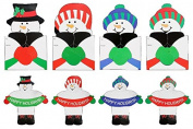 Snowman Theme CD Jewel Case Gift Box Mailer