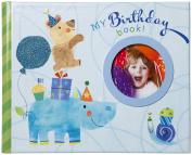 C.R. Gibson Gibby and Libby Keepsake Photo Book, Birthday Boy