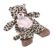 Leopard Flat-A-Pat Cosy Baby Blanket