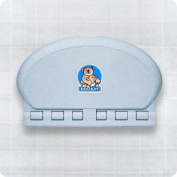 Oval Baby Changing Station Wall Mount Finish