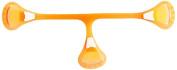 Snappi Cloth Nappy Fastener, Dayglo Orange, Size 1