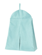 Turquoise Blue Girl or Boy Gender Neutral Nappy Stacker Storage Organiser