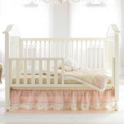 Kathy Ireland Classic Guardrail in Sweet Cream - Princess Garden