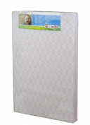 Dream On Me Evenflo Baby Suite Selection 100 Foam Mattress with Square Corner, Wave Pink, 7.6cm