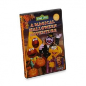 Sesame Street A Magical Halloween Adventure Dvd