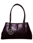 M Inspired Two Handle Satchel women handbag Shoulder Handbag by Handbags For All