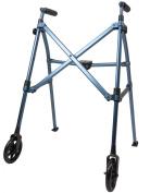 Able Life Space Saver Walker, Cobalt Blue, 3.6kg