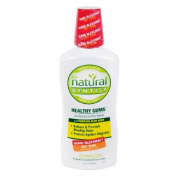 The Natural Dentist Healthy Gums Daily Oral Rinse, Peppermint Twist 500ml