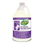 OdoBan Professional Eucalyptus BioOdor Digester, 3.8l by OdoBan