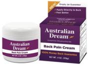 Australian Dream Back Pain Cream, 60ml