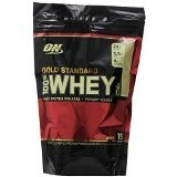 Optimum Nutrition Gold Standard 100% Whey, Vanilla Ice Cream, 0.5kg