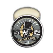 Fisticuffs Strong Hold Moustache Wax Gentlemen's Blend 30ml Tin