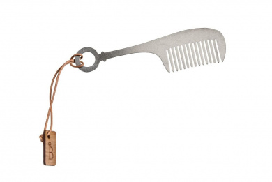 Burton and Levy Beard and Moustache Comb- The Berel