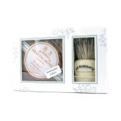 D R Harris Sandalwood Mahogany Shaving Gift Set