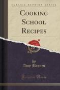 Cooking School Recipes
