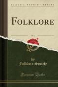 Folklore, Vol. 1