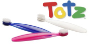 RADIUS Totz Toothbrush, Assorted, 18 months and up, Extra Soft
