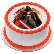 Star Wars Darth Vadar Edible Cake Topper - 15cm