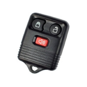New 3 Button with pad Keyless Remote Key Fob Shell Case For Ford Explorer Mercury Mazda No Chips Inside