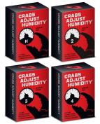 Crabs Adjust Humidity - 4 pack - volume 1, 2, 3, 4