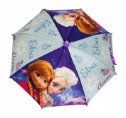 Disney Frozen Umbrella with Elsa and Anna Handle-50cm