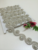 ShiDianYi Rhinestone bridal sash, Wedding Dress Bridal Belt , Crystal Sash Belt, DTY!