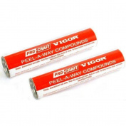 2 Green Rouge Chrome Abrasive Buffing Polishing Tool