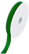 Creative Ideas 50-Yard Solid Grosgrain Ribbon, 1.6cm , Emerald Green