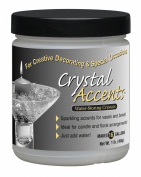 Crystal Accents CA-100A Aquamarine 0.5kg Jar