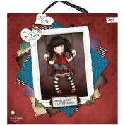 Gorjuss Paper Pack 15cm x 15cm 32/Sheets-16 Designs/2 Each, 160gsm/60# Cover Wt