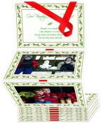 The Grandparent Gift Co. Photo Album, Family Holiday Timeline