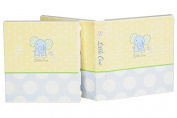 Baby Boy Memory Book - Elephant