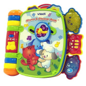 Vtech Rhyme and Discover Book Green