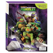 Nickelodeon Teenage Mutant Ninja Turtles My Busy Book