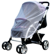 Kangkang@ Baby Stroller Mosquito Net Cart Universal Nets Umbrella Trolley Car Buggies Special Mosquito Nets Infant Baby Carriage Protective Mosquito Net Toddler Stroller Insect Netting