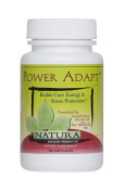 Natura Health Products Power Adapt - 60 Capsules