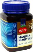 Manuka Health - MGO 30+ Manuka Honey Blend, 100% Pure New Zealand Honey, 1.1 lbs