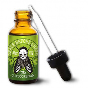 """GRAVE BEFORE SHAVE Beard Oil """"The Outdoorsman Blend"""""""