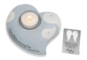 Little Things Mean A Lot Kindness and Love Tea Light Candle Holder, 12cm