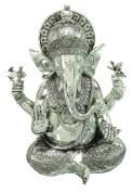 Benzara Polystone Ganesh Decor with Religious Blend