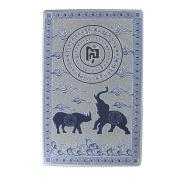 Blue Rhino Elephant Anti Burglary Talisman Card