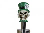 Mad Hatter Beer Tap Handle Kegerator Resin Zombie Breweriana Bar