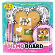 It's so Me Memo Board Decoration Kit