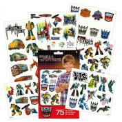 Transformers Temporary Tattoos Party Favour Set